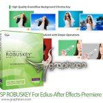 دانلود پلاگین ISP ROBUSKEY v1.2 برای Edius ، Premiere و After Effects
