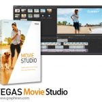 MAGIX VEGAS Movie Studio 15.0.0.146 نرم افزار ویرایش فیلم