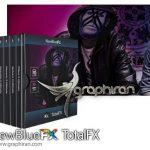 دانلود پک کامل پلاگین های NewBlue TotalFX7 7.3 Build 200903