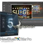 NewBlueFX Titler Pro 6.0.171209 Ultimate پلاگین افکت متن Edius، Premiere و AE