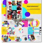 پروژه افتر افکت تبلیغ اپلیکیشن موبایل Prism App Promo + فیلم آموزشی