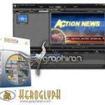 ProDAD Heroglyph 4.0.257.1 پلاگین افکت متن تیتراژ و تیزر ویدئویی