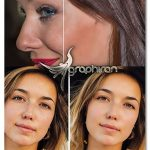 اکشن فتوشاپ روتوش پوست پریمیوم Skin Retouch Pro Premium Action