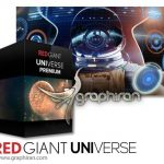 دانلود پلاگین Red Giant Universe Premium 2.1.0 افتر افکت و پریمیر