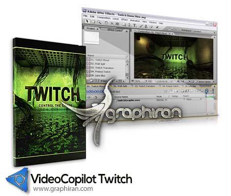 دانلود Video Copilot Twitch