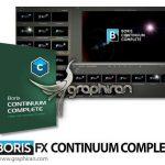 Boris Continuum Complete 11.0.2 پلاگین افکت گذاری روی فیلم