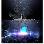 پروژه افتر افکت نمایش لوگو و پاشیدن آب Liquid Splash Logo Reveal II