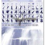 دانلود براش های فتوشاپ آبشار با کیفیت Ron's Waterfalls