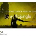 دانلود آهنگ بی کلام حماسی و هیجان انگیز AudioJungle Trailer
