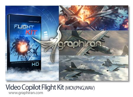 Video Copilot Flight Kit