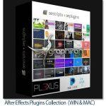 دانلود رایگان 36 پلاگین After Effects محصول AESCRIPTS و AEPLUGINS