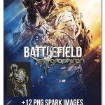 دانلود اکشن فتوشاپ افکت نبرد حماسی Battlefield Photoshop Action