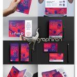 دانلود بروشور، کارت ویزیت، تراکت و پوستر با موضوع سرطان فرمت PSD و AI