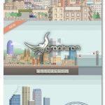 دانلود پروژه افتر افکت ساخت شهرهای انیمیشن Cities Animation