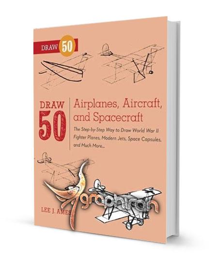آموزش نقاشی هواپیما