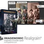 Imagenomic RealGrain 2.0.1 Build 2013 پلاگین فتوشاپ کهنه کردن عکس