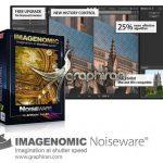 پلاگین فتوشاپ کاهش نویز عکس Imagenomic Noiseware 5.0.3 Build 5032 Win/Mac