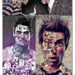 دانلود اکشن فتوشاپ افکت عکس پرتره کلاژ Portrait Collage