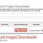 ShutterStock Images Downloader 1.3.4 دانلود رایگان عکس از شاتر استوک