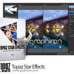 Topaz Star Effects 1.2.0 پلاگین فتوشاپ ساخت افکت نور و ستاره