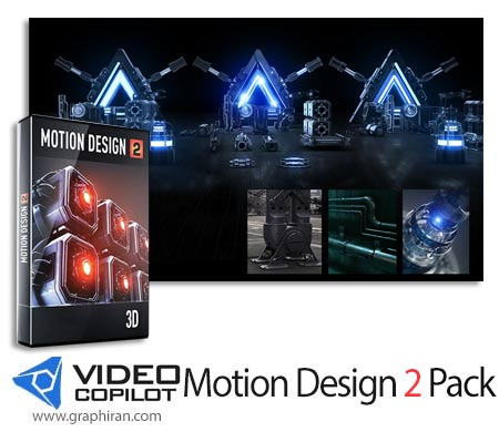 Video Copilot Motion Design 2 Pack