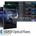 دانلود پلاگین Video Copilot Optical Flares 1.3.5 + پک کامل پریست ها