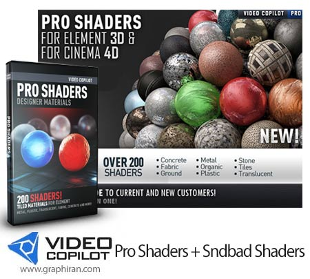 Video Copilot Pro Shaders