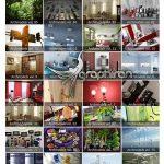 دانلود رایگان مجموعه کامل Evermotion Archmodels 1-100