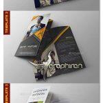 دانلود ۳ طرح بروشور PSD لایه باز Corporate Business Brochure Bundle