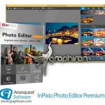 Avanquest InPixio Photo Editor Premium 10.4.7543.16716 نرم افزار ادیت عکس