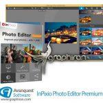 Avanquest InPixio Photo Editor Premium 10.4.7584.16393 نرم افزار ادیت عکس