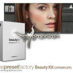 ابزار لایت روم روتوش تصاویر Beauty Kit Retouching Insiding Lightroom