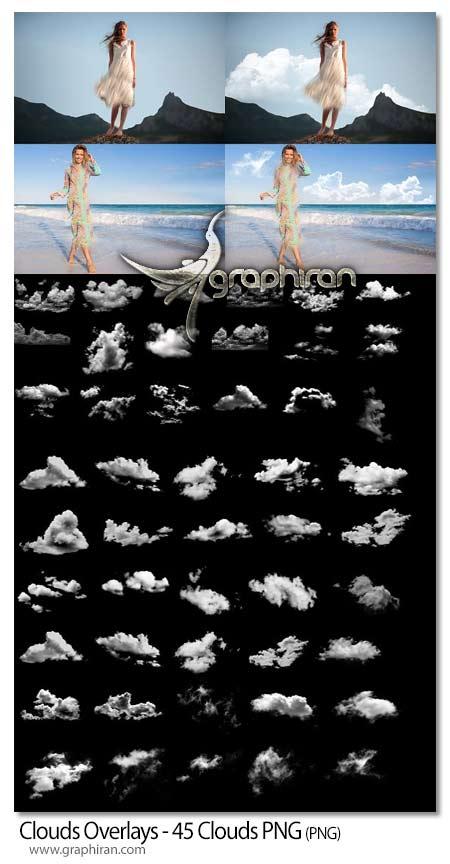 عکس ابر با کیفیت PNG