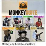Monkey Suite Bundle 9.2019 مجموعه کامل پلاگین های افتر افکت