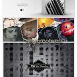دانلود پک عظیم براش فتوشاپ نقاشی با قلم لمسی RM Concept Artist III (bundle)
