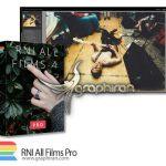 RNI All Films Pro 4.0 + Camera Profiles پریست های سینمایی فتوشاپ
