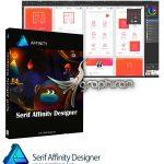 Serif Affinity Designer 1.6.5.123 نرم افزار قدرتمند طراحی گرافیکی