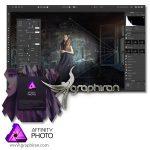 Serif Affinity Photo 1.6.5.123 نرم افزار قدرتمند طراحی گرافیک