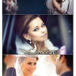 پروژه افتر افکت اسلایدشو عکس عروس و داماد Simply Elegant Slideshow