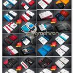 دانلود مجموعه 38 کارت ویزیت جدید PSD لایه باز - شماره 430