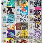 دانلود ۱۰۰ طرح آماده برای چاپ روی لباس Fashionable T-Shirt Designs