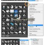 GrutBrushes v1.2.1 دانلود پلاگین فتوشاپ مدیریت و ساماندهی براش ها