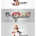 اکشن فتوشاپ ساخت حروف هنری Letter Manipulation Photoshop Action