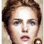 اکشن فتوشاپ نقاشی رنگ روغن حرفه ای Oil Painter CS4+ Photoshop Action