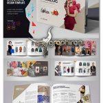 دانلود طرح کاتالوگ و بروشور کالا Product Promotion Brochure Catalog