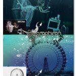 قالب آماده افکت زیر آب برای فتوشاپ Underwater Photoshop Effect