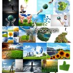دانلود 25 عکس استوک با موضوع حفاظت از محیط زیست محصول Fotolia