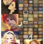 دانلود ۶ پک تکسچرهای پوششی Jessicadrossin 6 Packs Texture Overlays