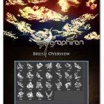 دانلود ۲۵ براش فتوشاپ ابر زیبا و با کیفیت Contrast Cloud Brushes