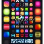 دانلود ۵۰ استایل فتوشاپ ساخت آیکون Photoshop Icon Styles